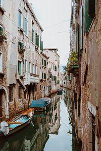 Kanaal van Venetië   Reisfotografie in Italië van Anne Verhees
