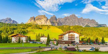 Hotel in den Dolomiten, Italien  von Tux Photography