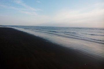 Avond aan zee van Heleen Harmsen