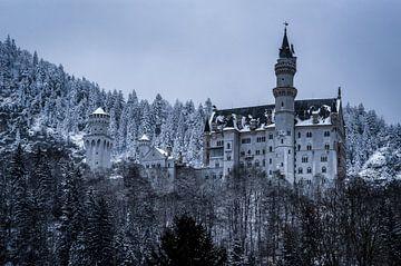 Slot Neuschwanstein Duitsland van Mario Calma
