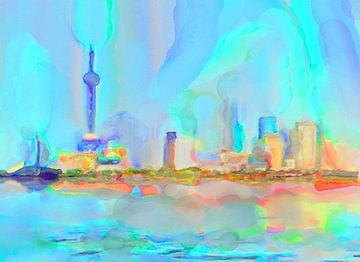 Dubai van Karl-Heinz Lüpke