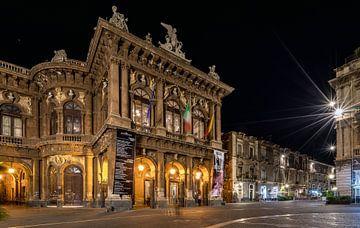 Opera gebouw Catania van Mario Calma