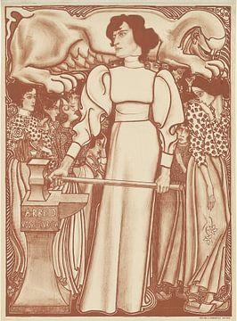 Arbeid voor de vrouw, Jan Toorop