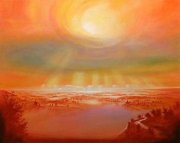 Atmosphäre von Silvian Sternhagel
