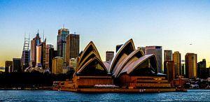 """Sydney Skyline"""