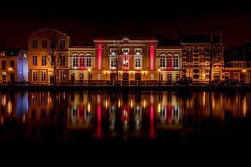 Leiden in Lockdown: Leids Schouwburg von Carla Matthee