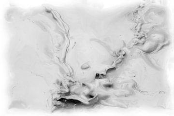 Abstract vloeistof van Maurice Dawson