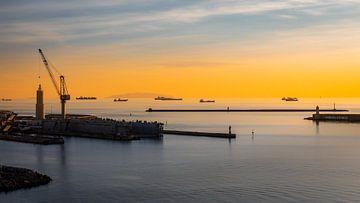Les marins s'arrêtent de naviguer sur Hans Jansen - Lynxs Photography