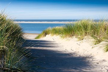 Langeoog beach van Reiner Würz / RWFotoArt