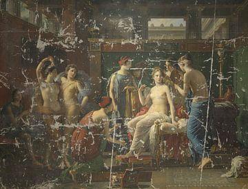 Die Toilette der Psyche, Joseph Paelinck