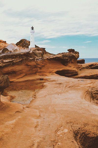 Castlepoint Lighthouse van Dyon Klaassen