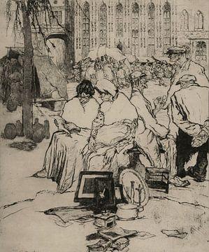 Place du Vieux-Boing-Burgues, Jules de Bruycker, 1906 - 1923