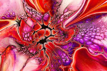 218098 Abstrakte Acryl-Kunst von Rob Smit