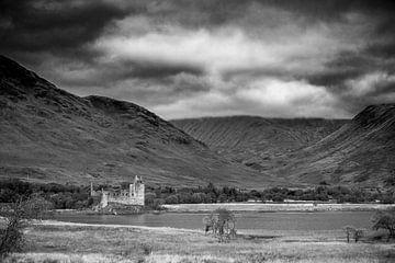 Kilchurn Castle, Loch Awe von Michiel Mulder