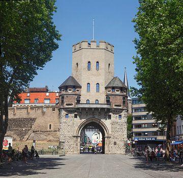 Severinstor, Severinstorburg, Stadttor,  Köln