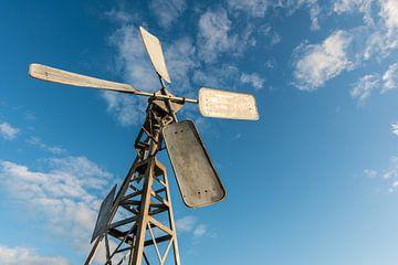 Le vieux moulin à vent sur Max ter Burg
