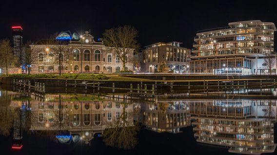 Leeuwarden Beursgebouw , Amicitia  van Kevin Boelhouwer