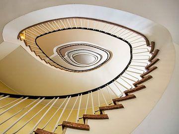 Treppe von