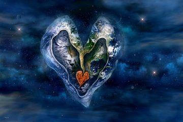 Das Herz in der Erde