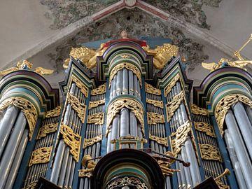 Breda - Grote Kerk - Orgel van I Love Breda