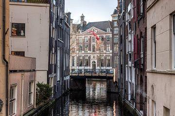 Amsterdamer Grachtengürtel von Frenk Volt