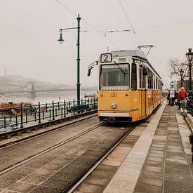 Budapest-Stadt von Manon Visser