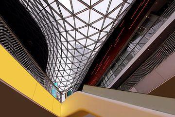 Winkelcentrum Frankfurt van Patrick Lohmüller