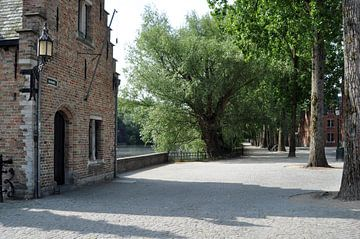 Brugge 3 von Jack Veraart