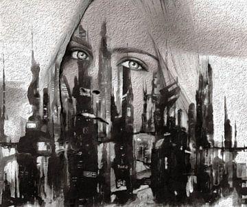 City of darkness van Evert Savonije