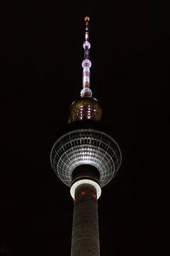 Tv-toren van Berlijn van thomas van der Wijngaard
