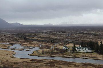 IJsland van Martin van den Berg Mandy Steehouwer