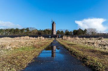 Leuchtturm St. Peter Böhl an der Nordsee von Animaflora PicsStock