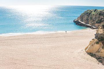 Der Strand in Albufeira. von Antoine Ramakers