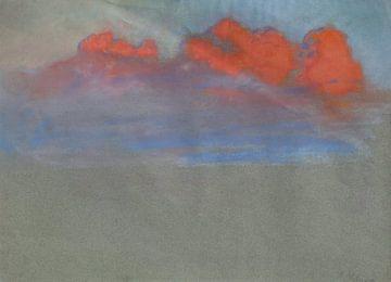 Kazimierz Stabrowski~Sonnenuntergang