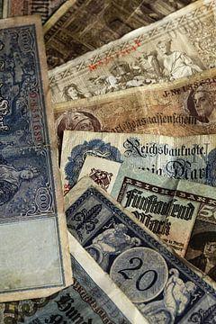 Oude Duitse geld von