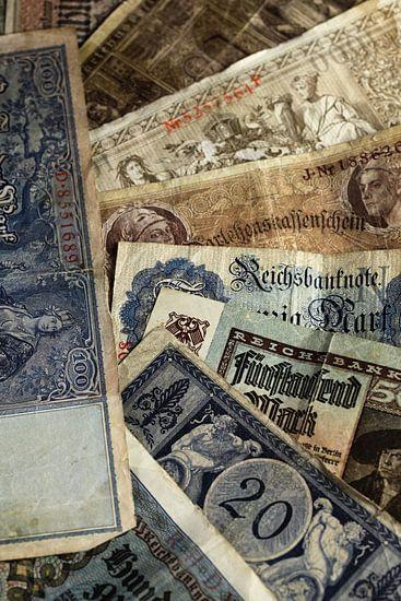 Oude Duitse geld van Falko Follert