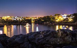 Appartementen aan baai in Mallorca