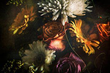 Herfstkleuren van Petra Dreiling-Schewe