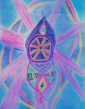 Spiritual Protection van Parallel Dream Art
