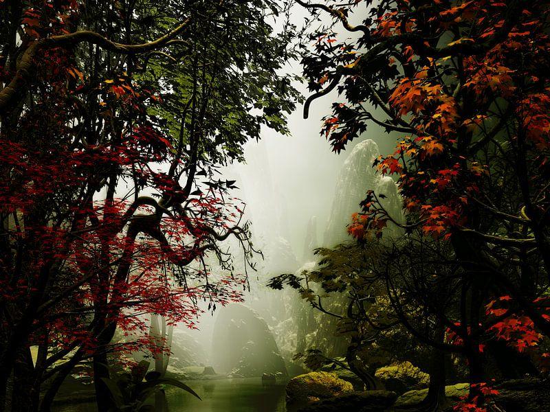 Beauté de la jungle van Angel Estevez