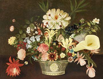 Von der Natur im Garten, Rubens Peale von Meesterlijcke Meesters
