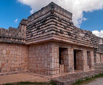 Mexico: Pre-Hispanic Town of Uxmal (San Isidro) van Maarten Verhees