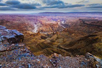 Fischfluss-Canyon von Chris Stenger
