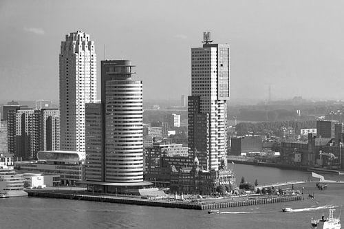 Rotterdam Kop van Zuid van Adriana Zoon
