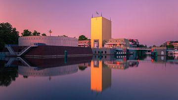 Groninger Museum, Nederland van Henk Meijer Photography