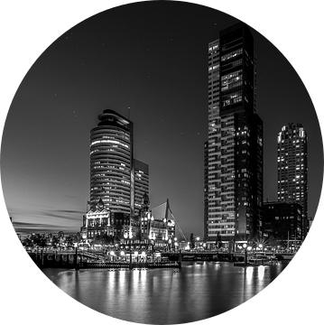 Kop van Zuid in Rotterdam van MS Fotografie | Marc van der Stelt