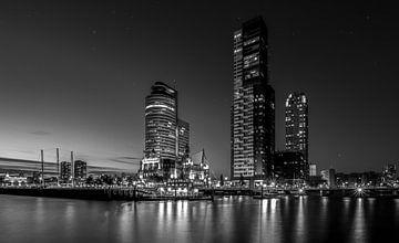 Kop van Zuid in Rotterdam sur MS Fotografie | Marc van der Stelt