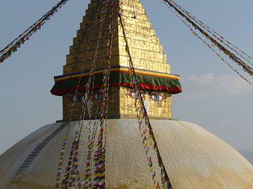 Stupa van Arno Snellenberg