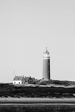 Texel Leuchtturm Cocksdorp von Bas Stijntjes