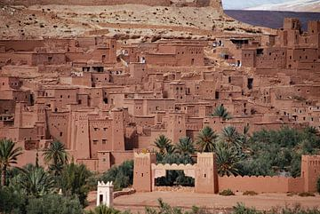 Kasbah d'Aït Ben Haddou - Maroc sur Homemade Photos